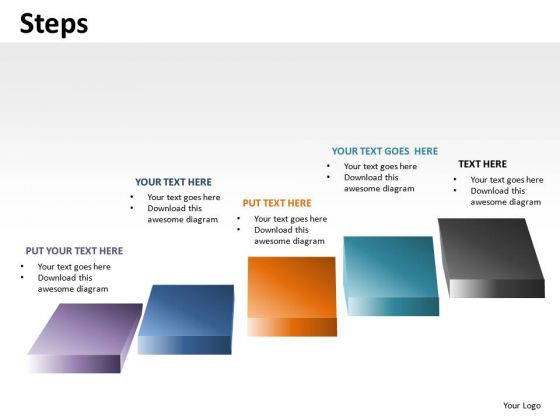 Concept Steps PowerPoint Slides And Ppt Diagram Templates