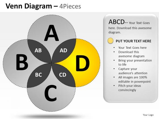 Concept Venn Diagram PowerPoint Slides And Ppt Diagram Templates
