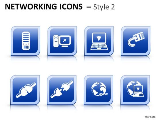 Connection Networking Icons 2 Instrument PowerPoint Slides And Ppt Diagram Templates