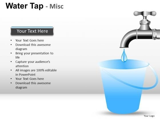 Conserve Water PowerPoint Slides And Ppt Diagram Templates
