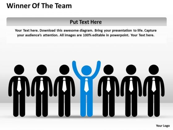 Consulting PowerPoint Template Of The Team Templates Backgrounds For Slides