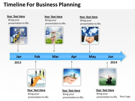 Consulting PowerPoint Template Timeline For Business Planning Ppt Slides