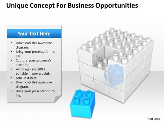 Consulting PowerPoint Template Unique Concept For Business Opportunities Ppt Templates