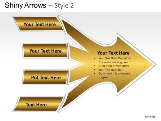 Converging Arrows Process PowerPoint Slides And Ppt Diagram Templates