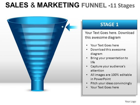 Conversion Stage 1 Funnel PowerPoint Slides And Ppt Diagram Templates