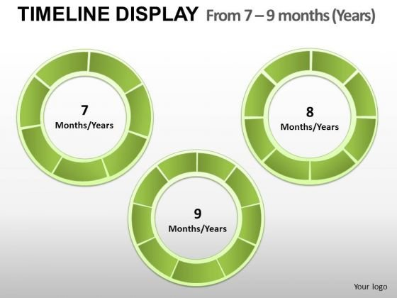 Corporate Timeline Display 2 PowerPoint Slides And Ppt Diagram Templates