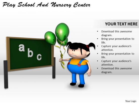 Creative Marketing Concepts Play School And Nursery Center Business Pictures Images