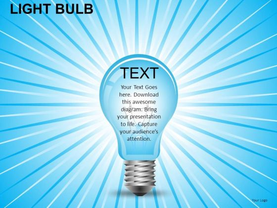 Creativity Light Bulb PowerPoint Slides And Ppt Diagram Templates