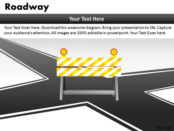 Cross Roads PowerPoint Presentation Slides And Ppt Templates