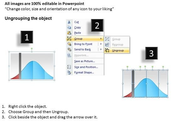 crossing the chasm bell curve powerpoint templates - powerpoint, Powerpoint templates