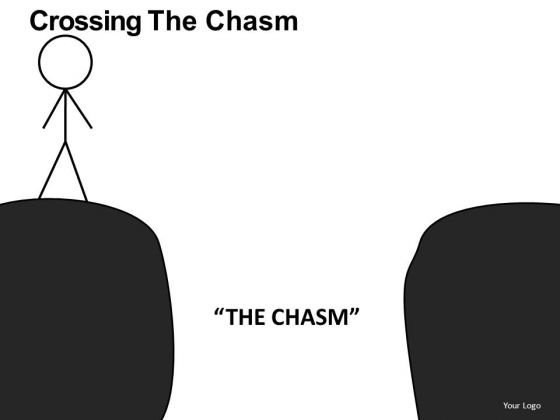 Crossing The Chasm Ppt 10