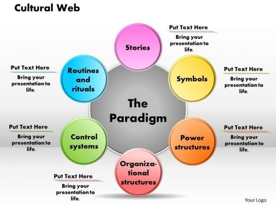 Cultural Web Business PowerPoint Presentation
