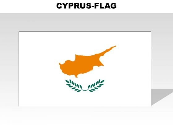 Cyprus Country PowerPoint Flags