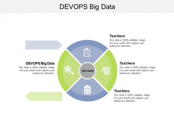 DEVOPS Big Data Ppt PowerPoint Presentation Pictures Images Cpb