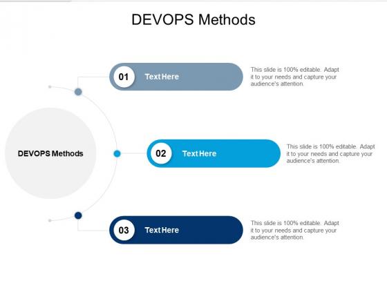 DEVOPS Methods Ppt PowerPoint Presentation Layouts Graphics Tutorials Cpb
