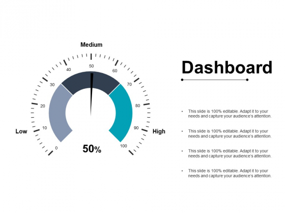Dashboard Marketing Planning Ppt PowerPoint Presentation Slides Slideshow