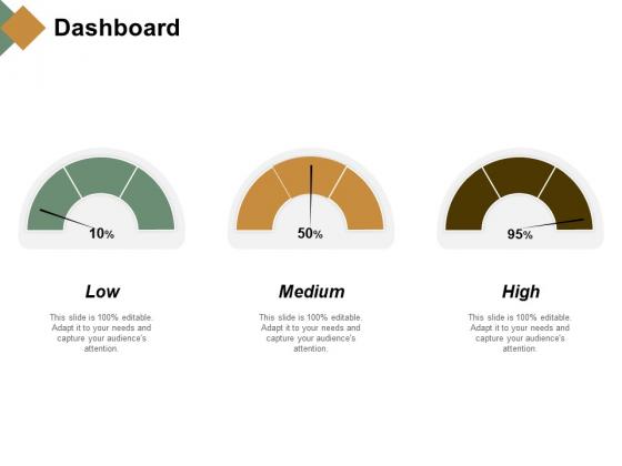 Dashboard Medium Ppt PowerPoint Presentation Gallery Good