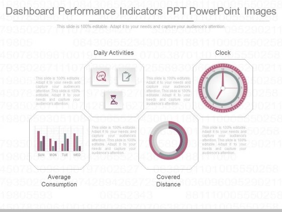 Dashboard Performance Indicators Ppt Powerpoint Images
