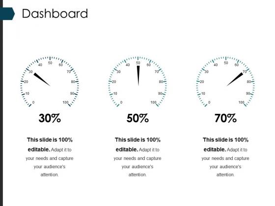 Dashboard Ppt PowerPoint Presentation File Deck