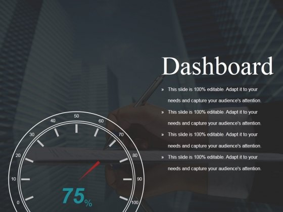 Dashboard Ppt PowerPoint Presentation File Objects