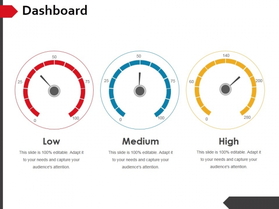 Dashboard Ppt PowerPoint Presentation File Outline