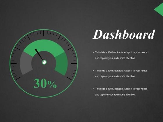 Dashboard Ppt PowerPoint Presentation Gallery Slides