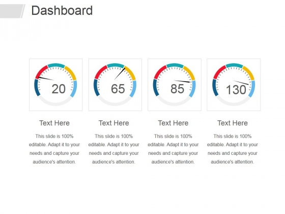 Dashboard Ppt PowerPoint Presentation Infographic Template Inspiration