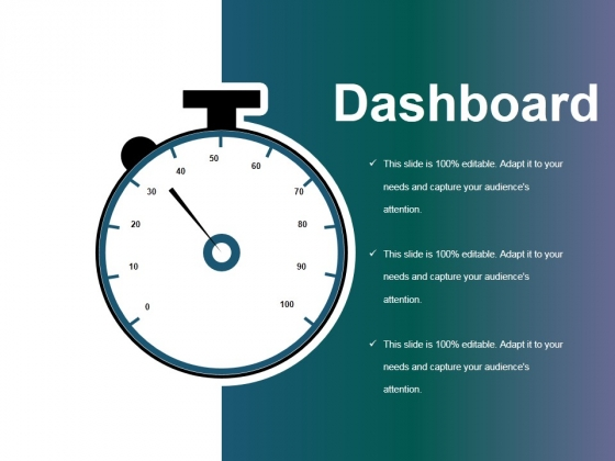 Dashboard Ppt PowerPoint Presentation Infographic Template Outline