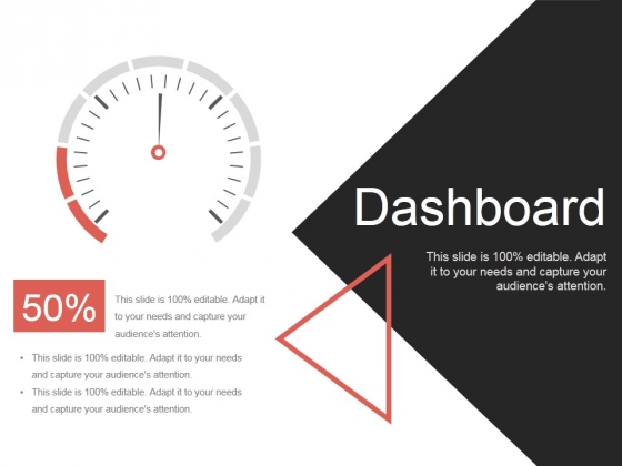 Dashboard Ppt PowerPoint Presentation Infographic Template Slide