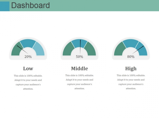 Dashboard Ppt PowerPoint Presentation Infographics Graphics Template
