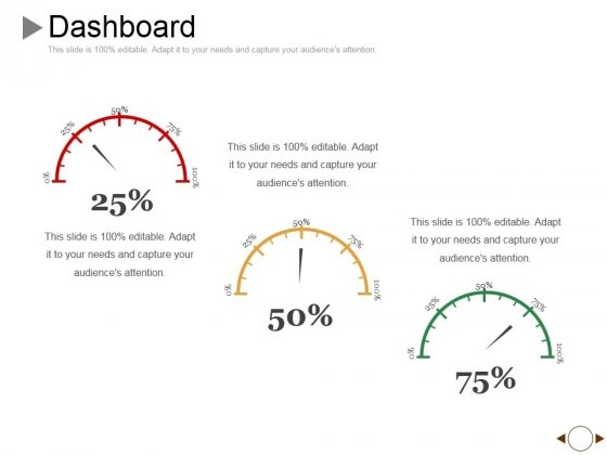 Dashboard Ppt PowerPoint Presentation Inspiration Brochure