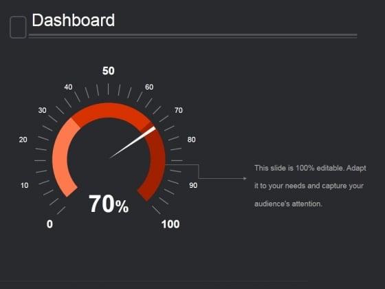 Dashboard Ppt PowerPoint Presentation Layout