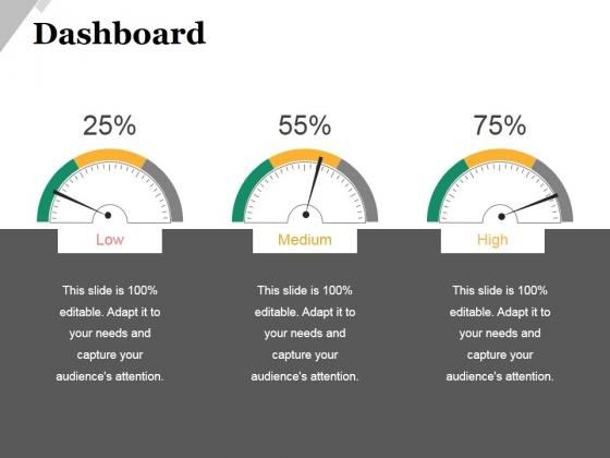 Dashboard Ppt PowerPoint Presentation Layouts Elements
