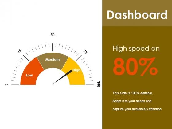 Dashboard Ppt PowerPoint Presentation Model Slide