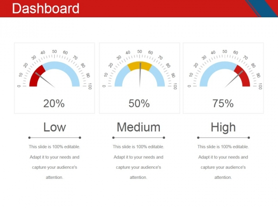 Dashboard Ppt PowerPoint Presentation Outline Topics