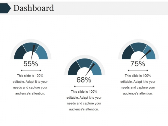 Dashboard Ppt PowerPoint Presentation Picture