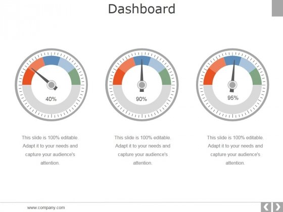Dashboard Ppt PowerPoint Presentation Pictures Microsoft