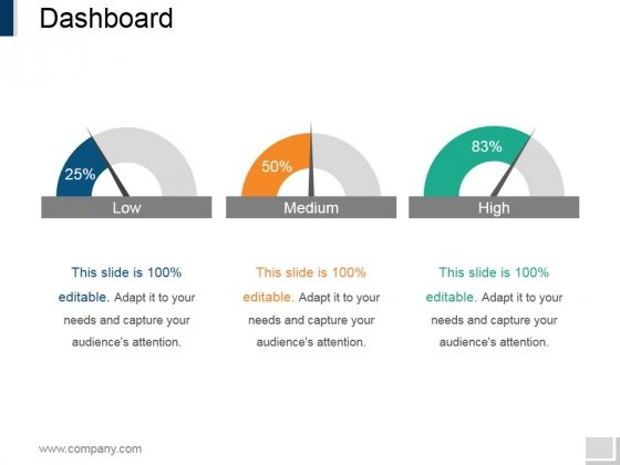 Dashboard Ppt PowerPoint Presentation Pictures Portfolio
