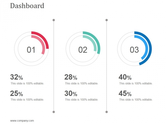 Dashboard Ppt Powerpoint Presentation Pictures Skills