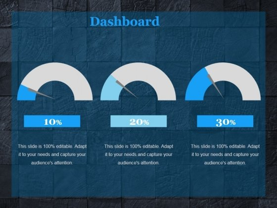 Dashboard Ppt PowerPoint Presentation Pictures