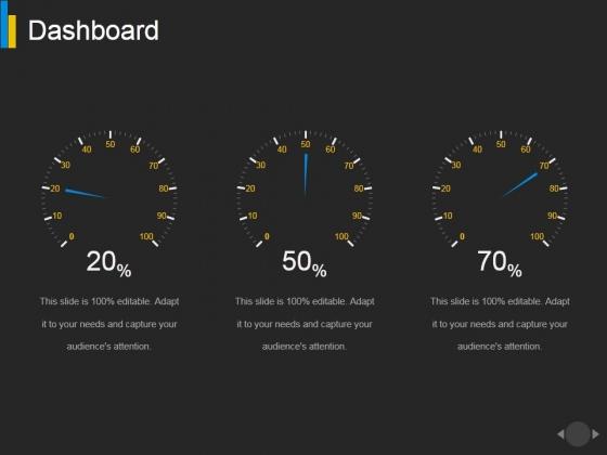 Dashboard Ppt PowerPoint Presentation Portfolio Maker
