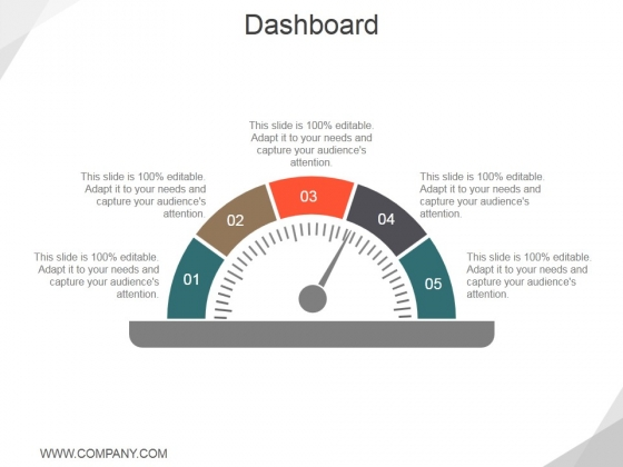 Dashboard Ppt PowerPoint Presentation Professional Good