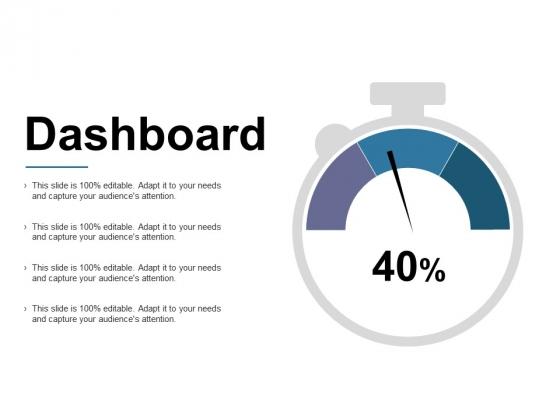 Dashboard Ppt PowerPoint Presentation Show Information