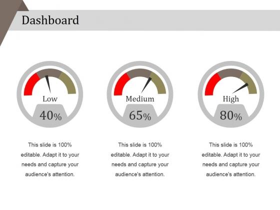 Dashboard Ppt PowerPoint Presentation Styles Smartart