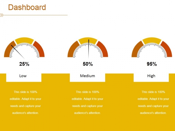 Dashboard Ppt PowerPoint Presentation Summary Deck