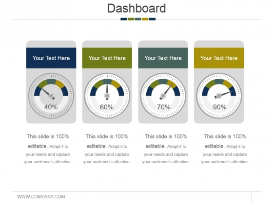 Dashboard Ppt PowerPoint Presentation Summary Styles