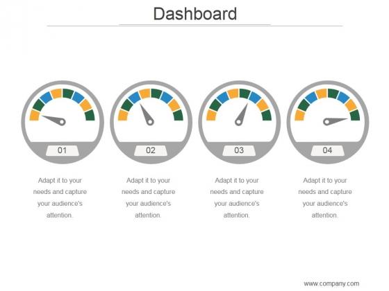 Dashboard Ppt PowerPoint Presentation Visuals