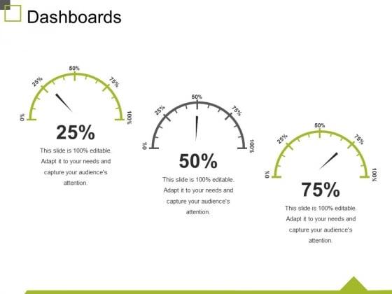 Dashboards Ppt PowerPoint Presentation Slides Layout