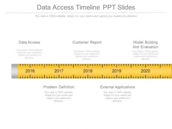 Data_Access_Timeline_Ppt_Slides_1