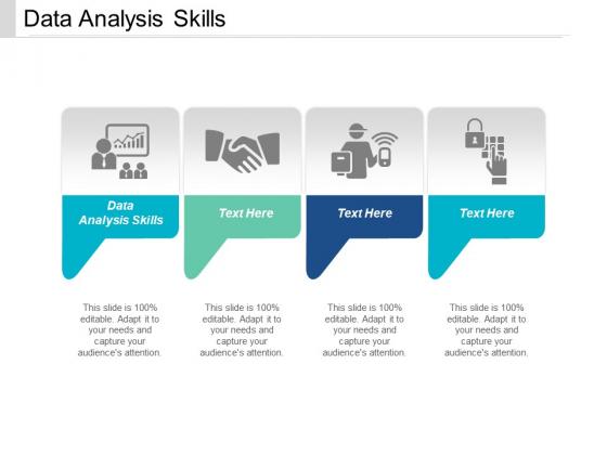 Data Analysis Skills Ppt PowerPoint Presentation Slides Ideas Cpb